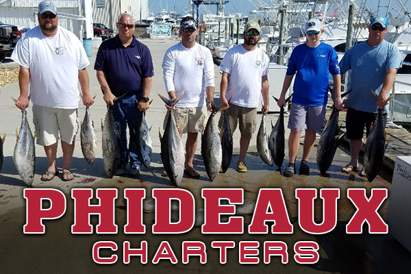 Phideaux Fishing Outer Banks Charters