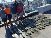 Phideaux Fishing Outer Banks Charters, Dolphin and Tuna are Biting