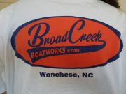 Phideaux Fishing, Broad Creek Boatworks upgrades