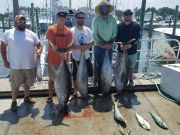Phideaux Fishing, SHIPYARD CREW