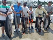 Phideaux Fishing, 125 lb. BIG EYE FOR JOE