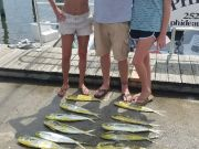 Phideaux Fishing, THOMAS AND MAHI, thank goodness