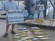 Phideaux Fishing, 215# Big Eye