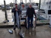 Phideaux Fishing, 48# wahoo