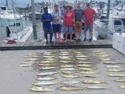 Phideaux Fishing, Happy Birthday Mahi