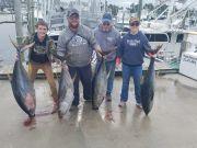 Phideaux Fishing, 69 pound average!!