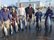 Phideaux Fishing, The Powells did it again