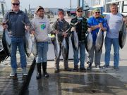 Phideaux Fishing, Thank you Paul and crew, yellow and black fin