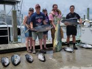 Phideaux Fishing, Larry's big day