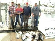 Phideaux Fishing Outer Banks Charters, Combo
