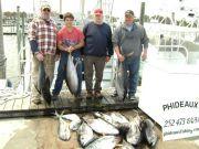 Phideaux Fishing, Combo