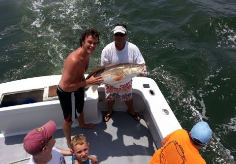 Phideaux Fishing, Sunset Fishing Cruise