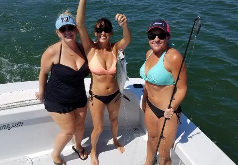 Phideaux Fishing, Inshore Charter