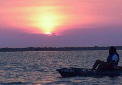 Phideaux Fishing Outer Banks Charters, Sunset Fishing Cruise
